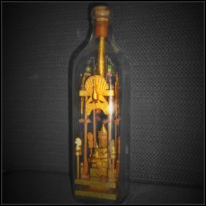 Buddha in a Bottle