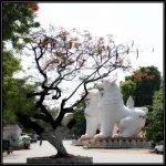 Mandalay Chinthe