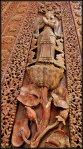 Teak Door of Kuthodaw