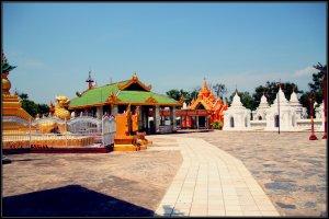 The hot Pagoda's floor