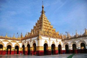 Pagoda Mahamuni