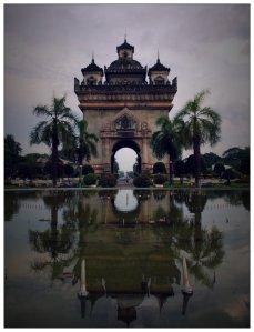 Patuxai Laos