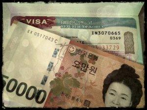 Visa Korea