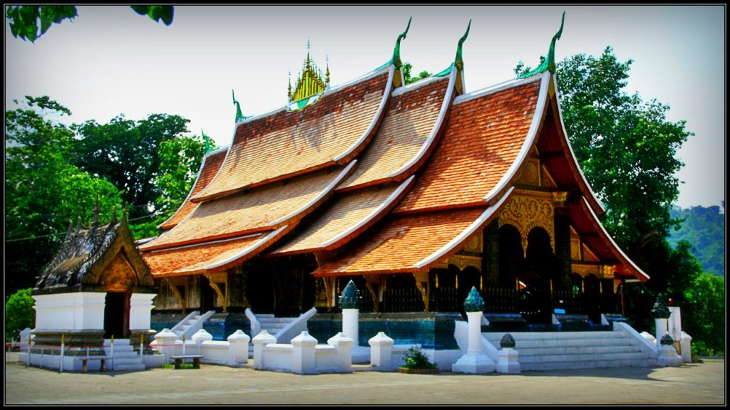 Main Building of Wat Xieng Thong