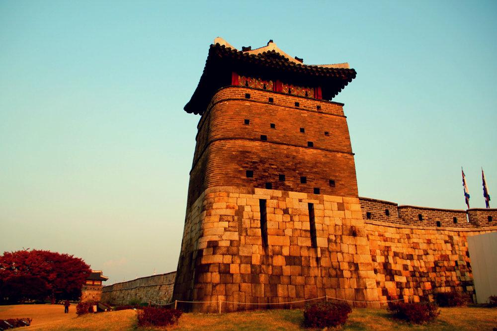 Hwaseong Fortress - Suwon