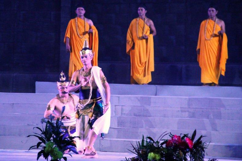 Mahakarya Borobudur - Rakai Panangkaran the beginning