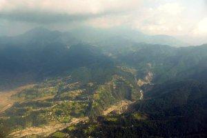 Pegunungan Mahabharat Range