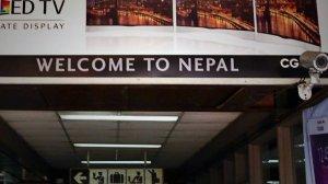 Welcome to Nepal - menuju lorong VOA