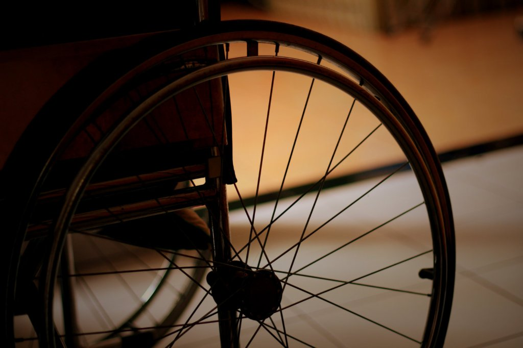 The Only Disability in Life is A Bad Attitude (Scott Hamilton)