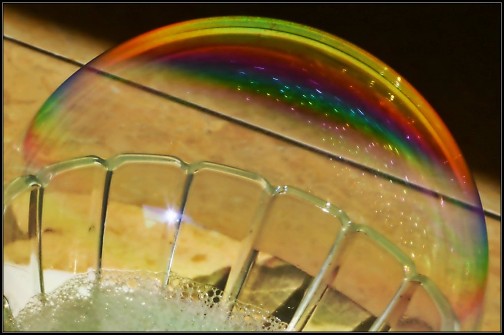 The Ephemeral Nature of a Bubble