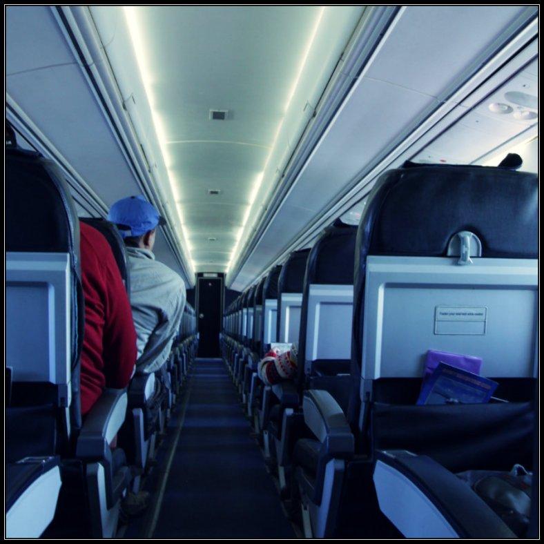 Everest Experience - ATR72 onboard