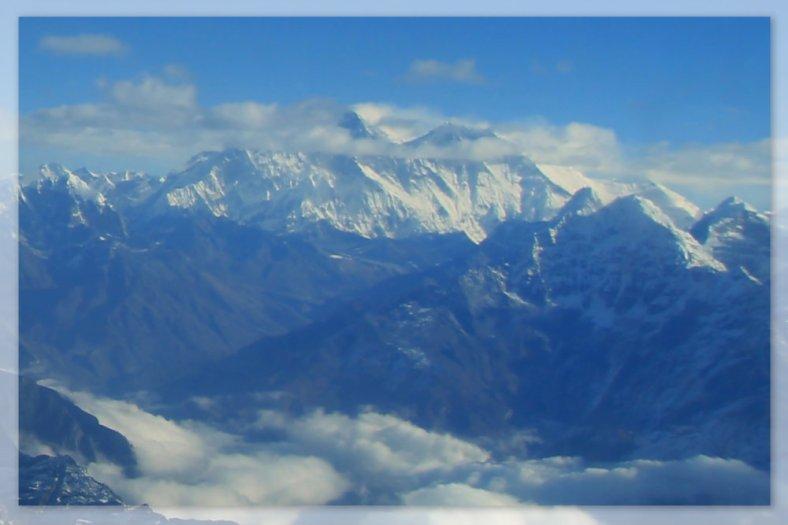 A Tip of Everest Peak