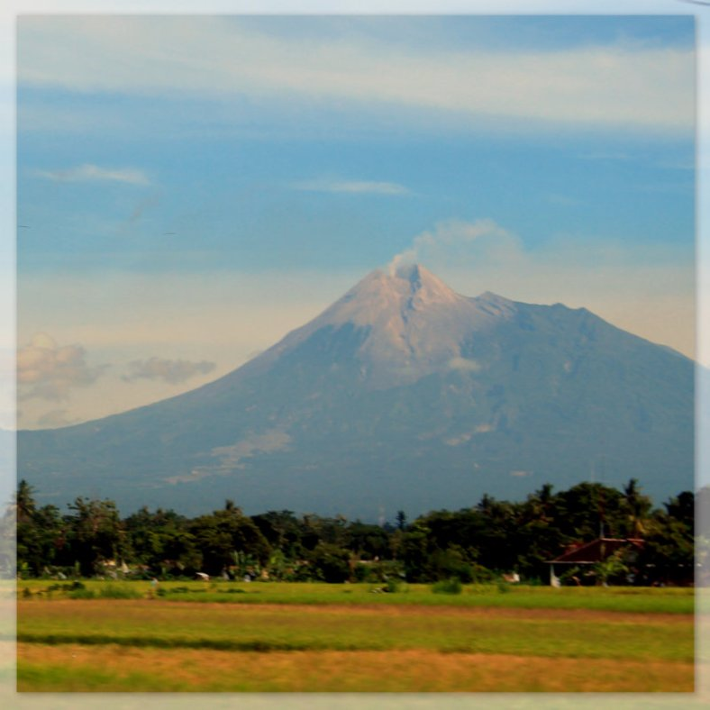 Forces of Nature - Mt. Merapi