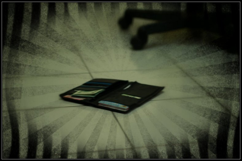 Lost wallet