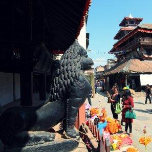 Kasthamandapa Gate Keeper - Where's it now?