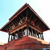 Trailokya Mohan Narayan Temple in memory