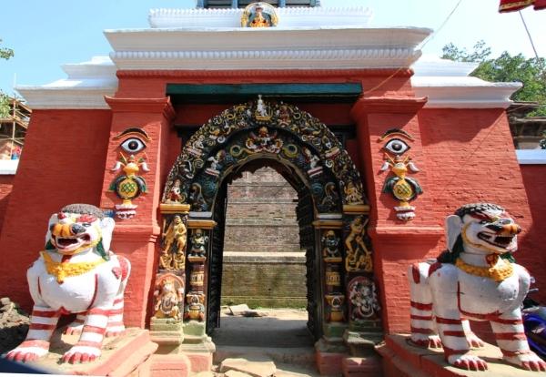 Taleju Gate