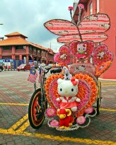 A Rickshaw in Melaka