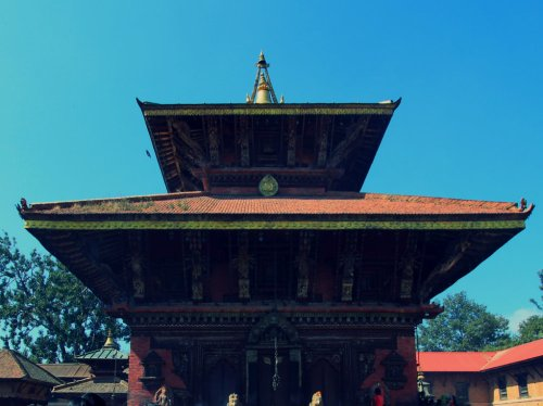 The Oldest Changu Narayan Temple