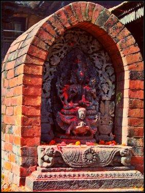 The 9th Century Sridhar Vishnu