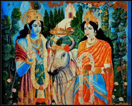 Krishna story