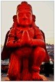 Garud, the mount of Vishnu