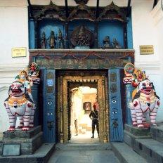 Narsingha at the Gate