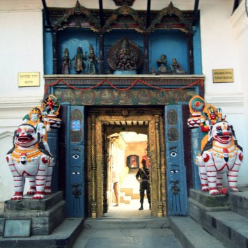 Narsingha at the Gate
