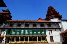 Beautiful Building around Nasal Chowk