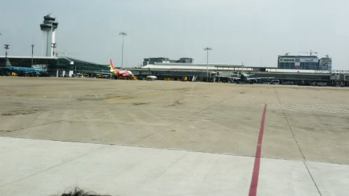 Tan Son Nhat Airport - Ho Chi Minh City