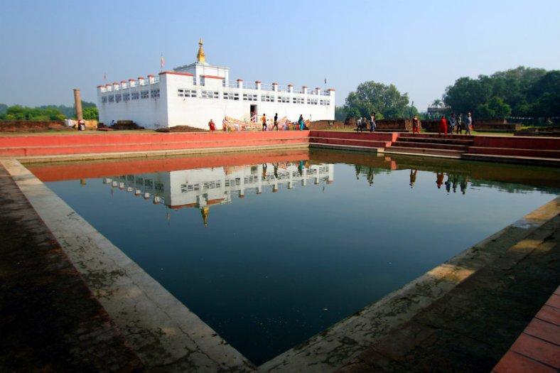 Puskarni, The Holy Pond