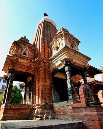 Vishnu Temple, Patan