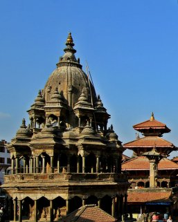 Chyasim Deval Krishna Temple