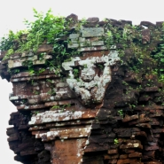 Can You See the Human-Faced Garuda at The Corner of A13