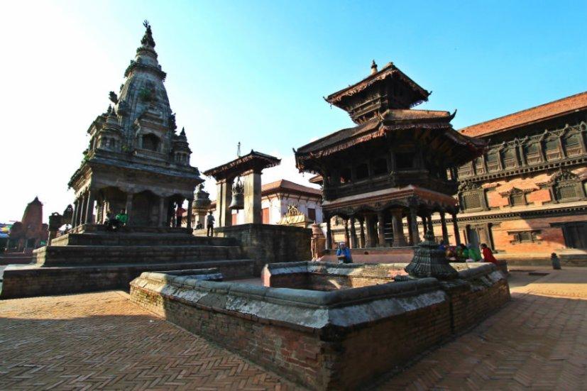 Vatsala Durga, Taleju Bell, Hiti and Chyasilin Mandap