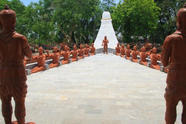 The Main 'Barge' of Wat Ban Na Muang, Ubon
