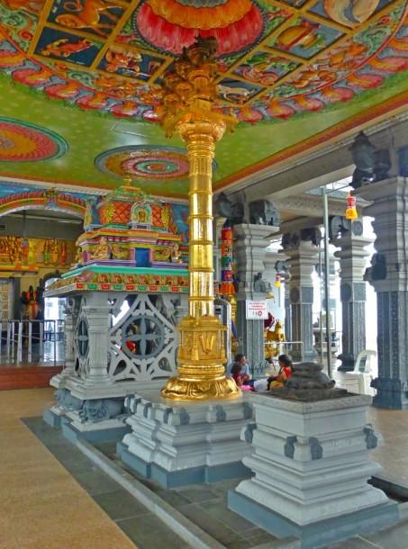 Inside Shri Srinivasa Perumal Temple