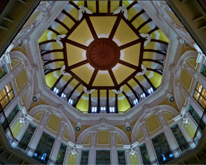 The Dome of Tokyo Station