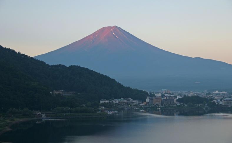 Fujisan at Summer, Lake Kawaguchiko