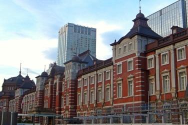 Tokyo Station Façade