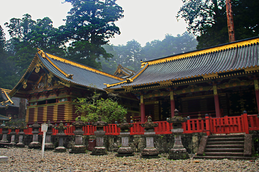 Sanjinko - Three Sacred Store House