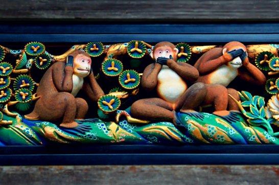 Sanzaru - Three Wise Monkeys