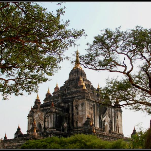 Thatbyinnyu Pagoda, Bagan, Myanmar