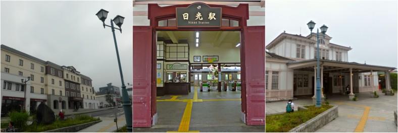 Nikko Station and neighborhood