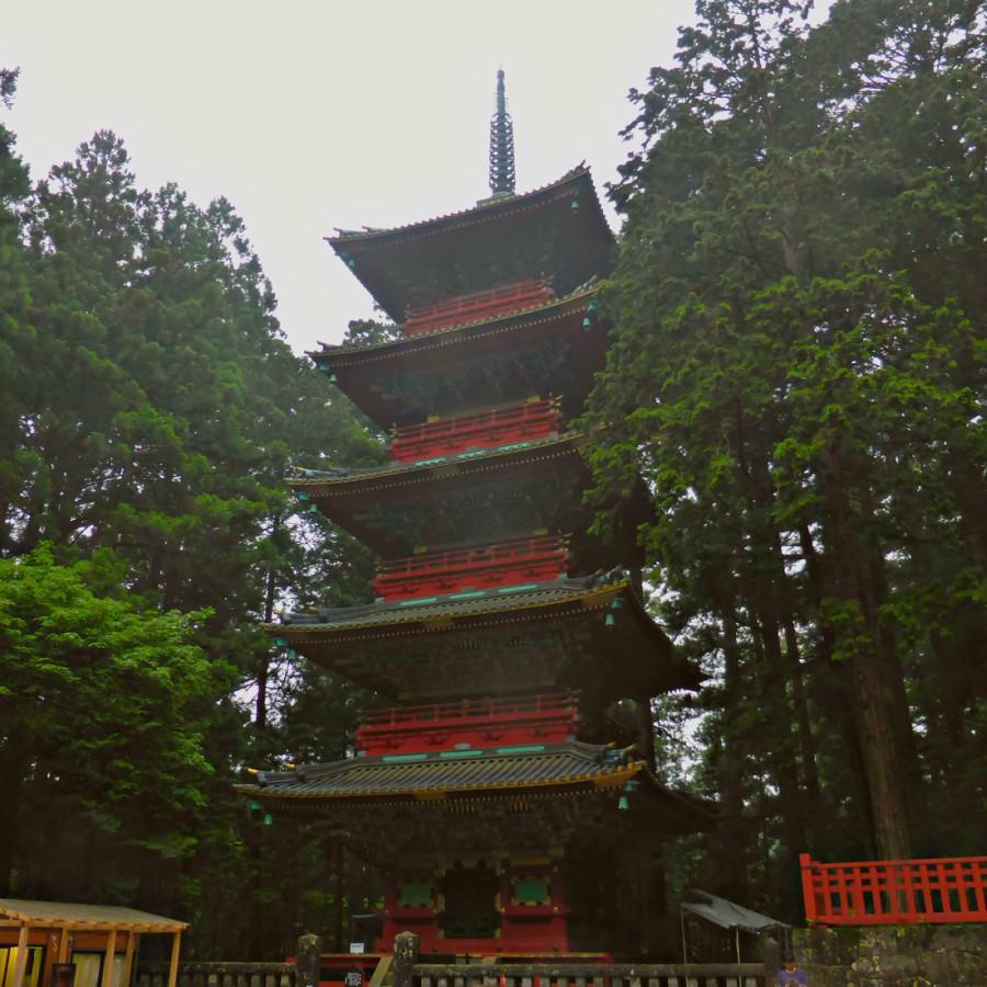 Gojunoto - Five Stories Pagoda