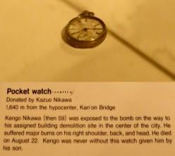 Pocket Watch 08:15
