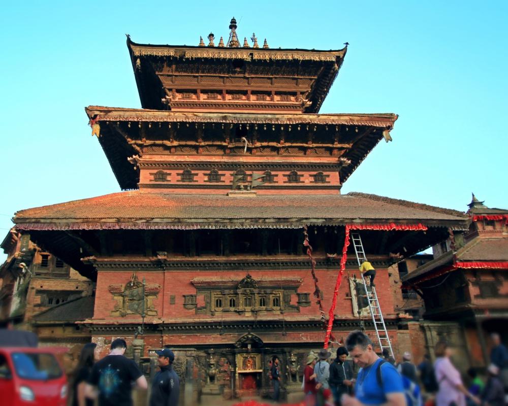 Bhairabnath, Taumadhi- Bhaktapur