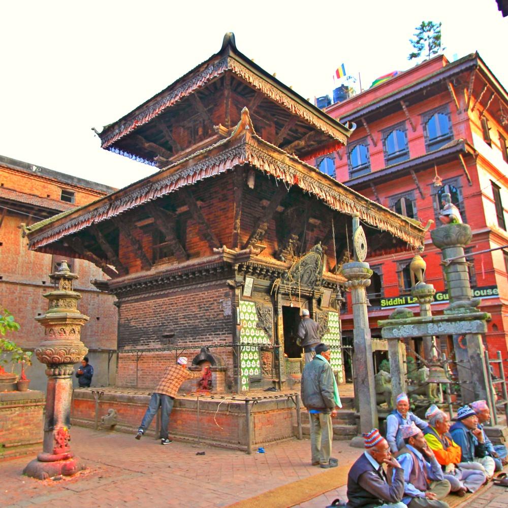 Til Mahadev Narayan Temple, Bhaktapur