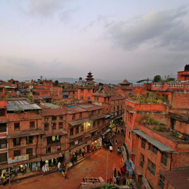 Afternoon in Bhaktapur