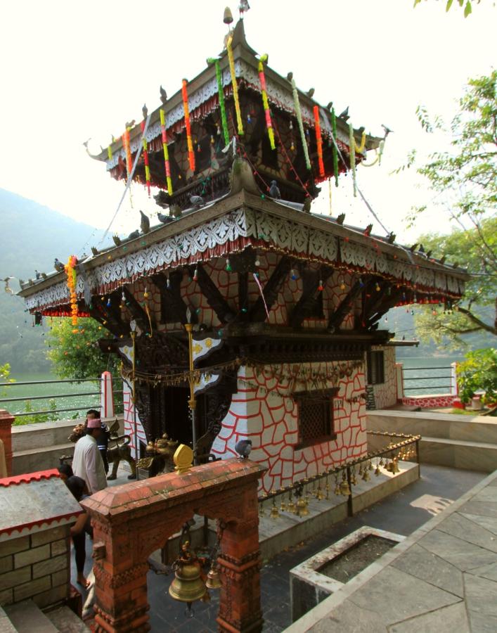 Varahi Temple, Phewa Lake, Pokhara